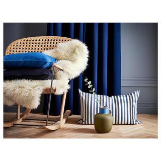 イケア(IKEA)の【新品未使用】IKEA ルッデ / LUDDE 羊毛 ラグ シープスキンラグ(ラグ)