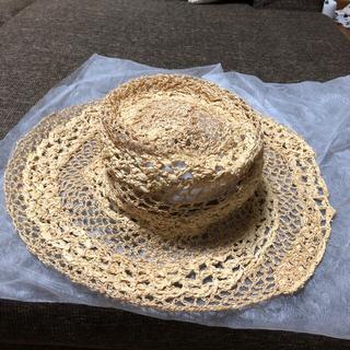 イエナ(IENA)のLa Madison de Lyllis 帽子(麦わら帽子/ストローハット)