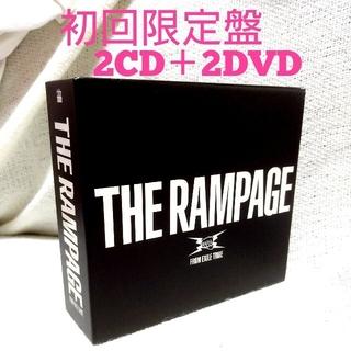 ザランページ(THE RAMPAGE)のTHE RAMPAGE 1stアルバム CD(ポップス/ロック(邦楽))