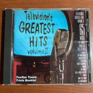▲希少 Television's Greatest Hits Volume II(テレビドラマサントラ)