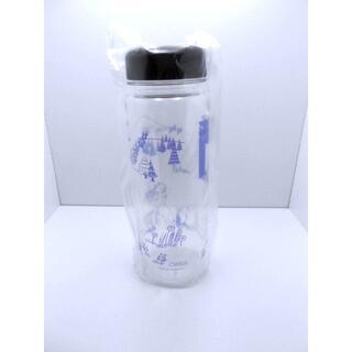 オルビス ORBIS×ムーミン ノベルティ 購入者限定 クリアボトル 青 ブルー(その他)