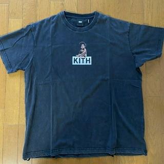 シュプリーム(Supreme)のKITH ビギー READY TO DIE CLASSIC LOGO Tシャツ(Tシャツ/カットソー(半袖/袖なし))