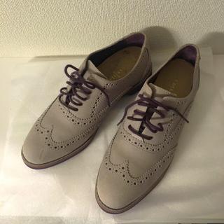 コールハーン(Cole Haan)の美品コールハーン☆オックスフォードシューズ(ローファー/革靴)