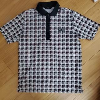 ティゴラ(TIGORA)のTIGORA半袖ゴルフウェア(サイズL)(ポロシャツ)