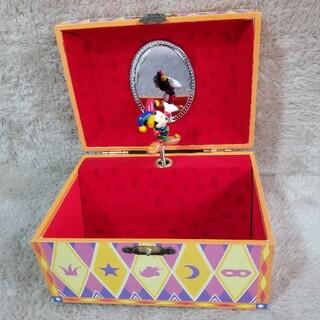 ミッキーマウス(ミッキーマウス)のDisneyミッキー オルゴールBOX(オルゴール)
