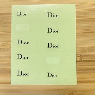 ディオール(Dior)のDior ネイルアートシール(ネイル用品)