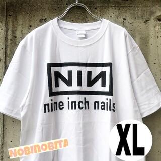 フィアオブゴッド(FEAR OF GOD)のXL 半袖T/Nine inch nails  NINロゴ ロックT(Tシャツ/カットソー(半袖/袖なし))