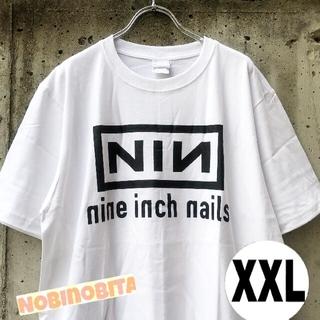 フィアオブゴッド(FEAR OF GOD)のXXL 半袖T/Nine inch nails  NINロゴ ロックT(Tシャツ/カットソー(半袖/袖なし))
