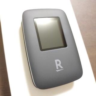 Rakuten - Rakuten WiFi Pocket ブラック 2台