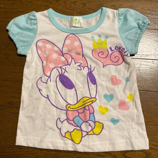 Disney - ディズニー デイジー Tシャツ 80