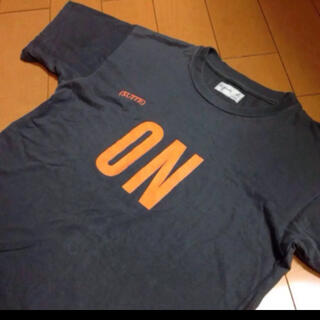 アニエスベー(agnes b.)のアニエス・ベー蛍光オレンジコットンT(Tシャツ/カットソー(半袖/袖なし))