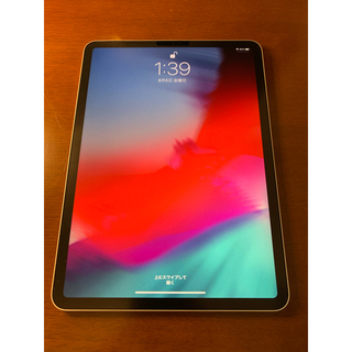 アップル(Apple)のApple iPad Pro 11 第二世代 128GB Wifi(タブレット)