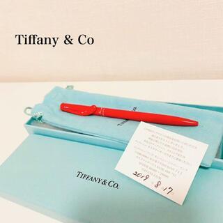 ティファニー(Tiffany & Co.)のTIFFANY&Co. ティファニー ボールペン 未使用品(ペン/マーカー)
