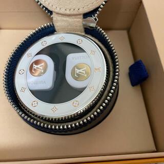 ルイヴィトン(LOUIS VUITTON)のVUITTON ヴィトン ワイヤレスイヤホン 新品未使用(ヘッドフォン/イヤフォン)