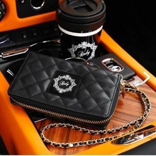 レディー(Rady)のRadyホテルシリーズスマートフォン ウォレットケース財布(モバイルケース/カバー)