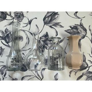IKEA - ☆新品未使用☆ IKEA 花瓶 フラワーベース 4点セット