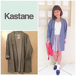 カスタネ(Kastane)のカスタネ♡ビッグジャケット(テーラードジャケット)