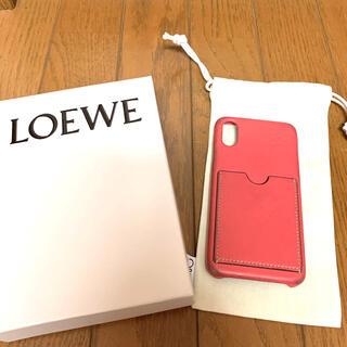 ロエベ(LOEWE)の値下げ!LOEWE スマホケース(iPhoneケース)