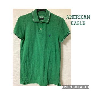 American Eagle - アメリカンイーグル ポロシャツ xsサイズ