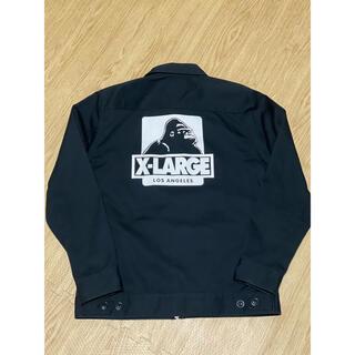 エクストララージ(XLARGE)のXLARGE ジャケット Mサイズ(ナイロンジャケット)