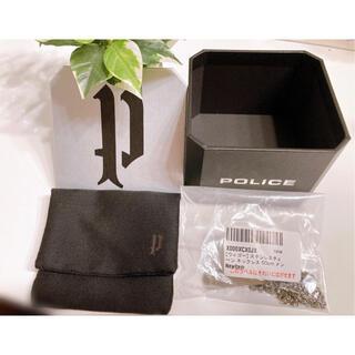 ポリス(POLICE)の【新品未使用】✨POLICE メンズ ネックレス✨(ネックレス)