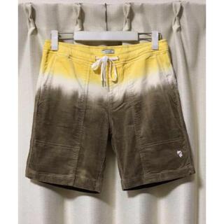 ベイフロー(BAYFLOW)のBAYFLOW ベイフロー コーデュロイ ハーフ パンツ 2 定価7,590円(ショートパンツ)