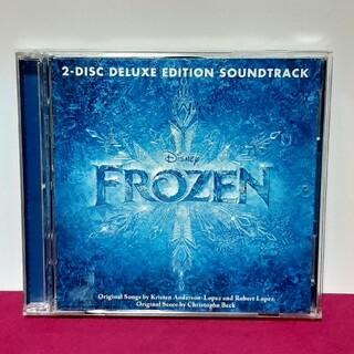 FROZEN (輸入盤) アナと雪の女王オリジナルサウンドトラック CD 2枚組(映画音楽)