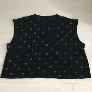 アイ(i)のi アイ IKUMI ○△⬜︎Tシャツ(Tシャツ(半袖/袖なし))