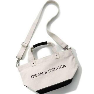 ディーンアンドデルーカ(DEAN & DELUCA)のディーン&デルーカ キャンバスショルダー(ショルダーバッグ)