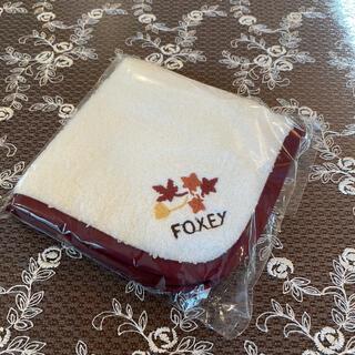 フォクシー(FOXEY)のFOXEY ミニタオル ハンカチ フォクシー(ハンカチ)