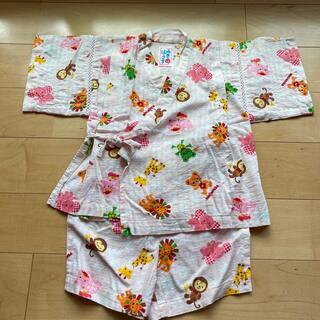 ミキハウス(mikihouse)の甚平 90(甚平/浴衣)