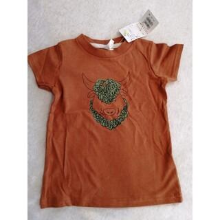 サマンサモスモス(SM2)の新品 バッファローTシャツ(Tシャツ/カットソー)