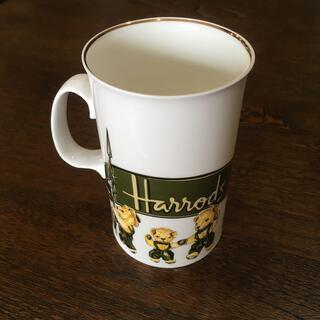 ハロッズ(Harrods)のハロッズ マグカップ(グラス/カップ)