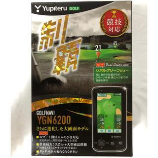 ユピテル(Yupiteru)のゴルフナビ Yupitelu YGN6200(ゴルフ)