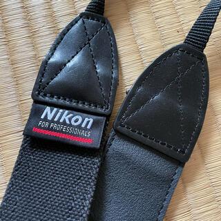 ポーター(PORTER)の【専用】Nikon  Porter ネックストラップ z6 z7 D5 D6(デジタル一眼)