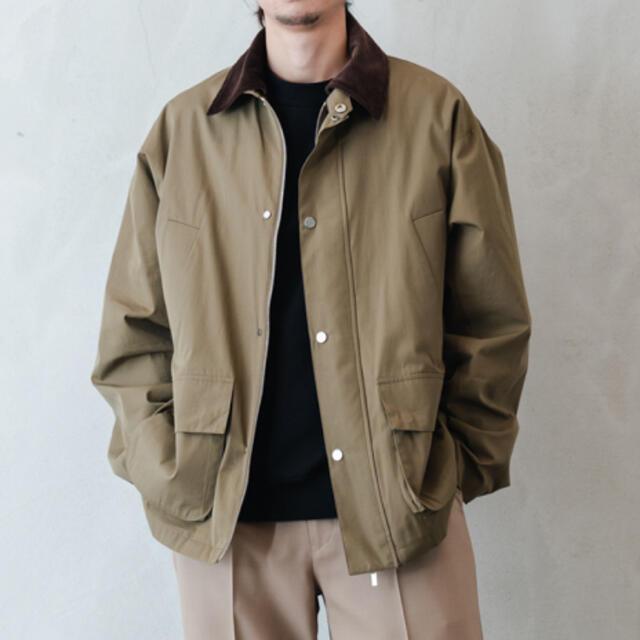 MARKAWEAR(マーカウェア)のmarkaware 21ss ウェイファーラーコート メンズのジャケット/アウター(その他)の商品写真