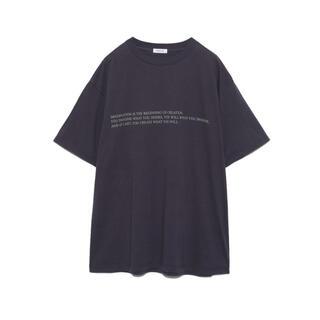 フレイアイディー(FRAY I.D)のfray id レタリングプリントT フレイアイディー(Tシャツ(半袖/袖なし))