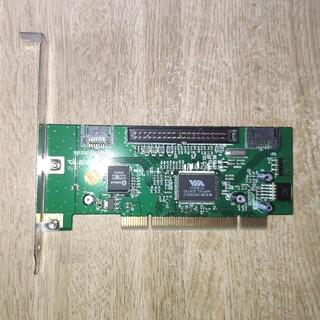 バッファロー(Buffalo)のシリアルATA & ウルトラ ATA拡張カード (PCパーツ)