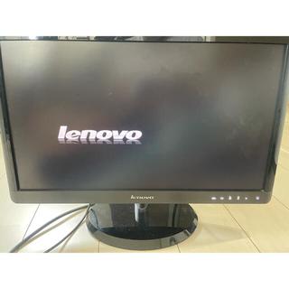 Lenovo - 動作確認済み レノボLenovo モニター