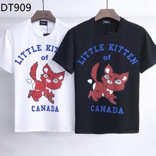 ディースクエアード(DSQUARED2)のDSQUARED2  DT909 2枚9200円 Tシャツ M-3XL(Tシャツ(半袖/袖なし))