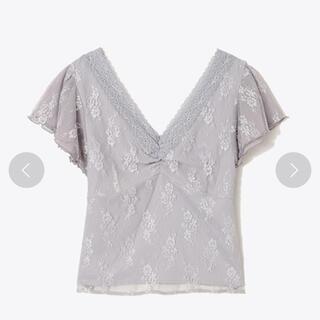 ラベルエチュード(la belle Etude)の総レース ブラウス(シャツ/ブラウス(半袖/袖なし))
