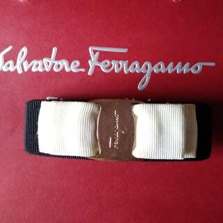 サルヴァトーレフェラガモ(Salvatore Ferragamo)のFerragamoバレッタ(バレッタ/ヘアクリップ)