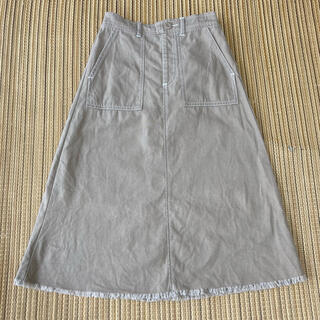 チャオパニックティピー(CIAOPANIC TYPY)のチャオパニックティピー ロングスカート キッズXLサイズ 130〜140センチ(スカート)