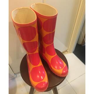 マリメッコ(marimekko)のレインブーツ(レインブーツ/長靴)