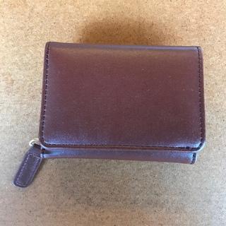ウィゴー(WEGO)のWEGO 10ポケット三つ折りウォレット(財布)
