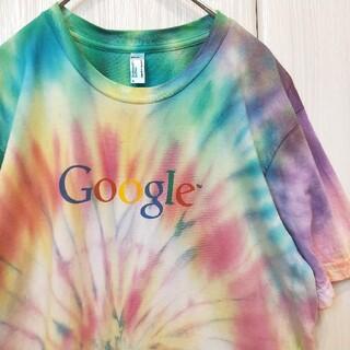 アメリカンアパレル(American Apparel)のアメリカンアパレル American ApparelグーグルTシャツGoogle(Tシャツ/カットソー(半袖/袖なし))