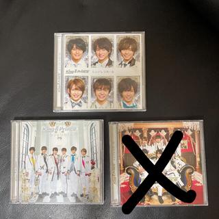 ジャニーズ(Johnny's)のKing & Prince CD DVD(ミュージック)