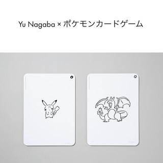 ポケモン(ポケモン)の即発送 YU NAGABA × ポケモンカードゲーム シルクスクリーンプリント(版画)