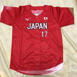 ミズノ(MIZUNO)の2021 オリンピック JAPAN 女子ソフトボール 上野選手レプリカユニホーム(記念品/関連グッズ)