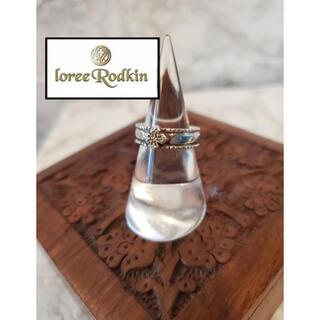 ローリーロドキン(Loree Rodkin)の☆ Loree Rodkin ローリーロドキン リング シルバー 925(リング(指輪))